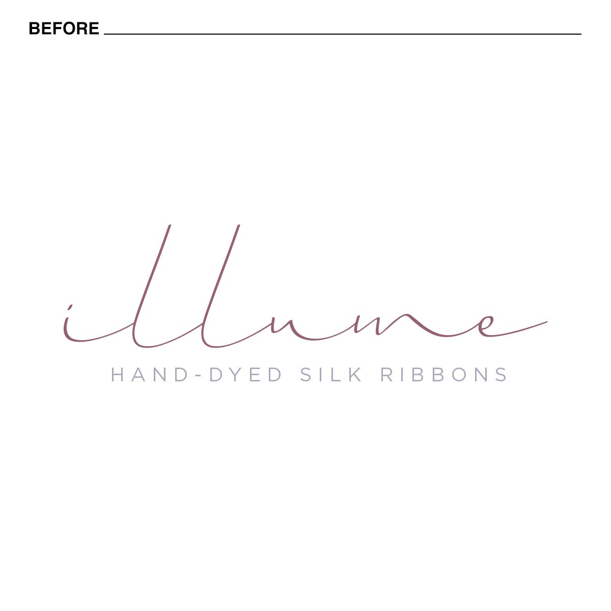 illume silks old logo