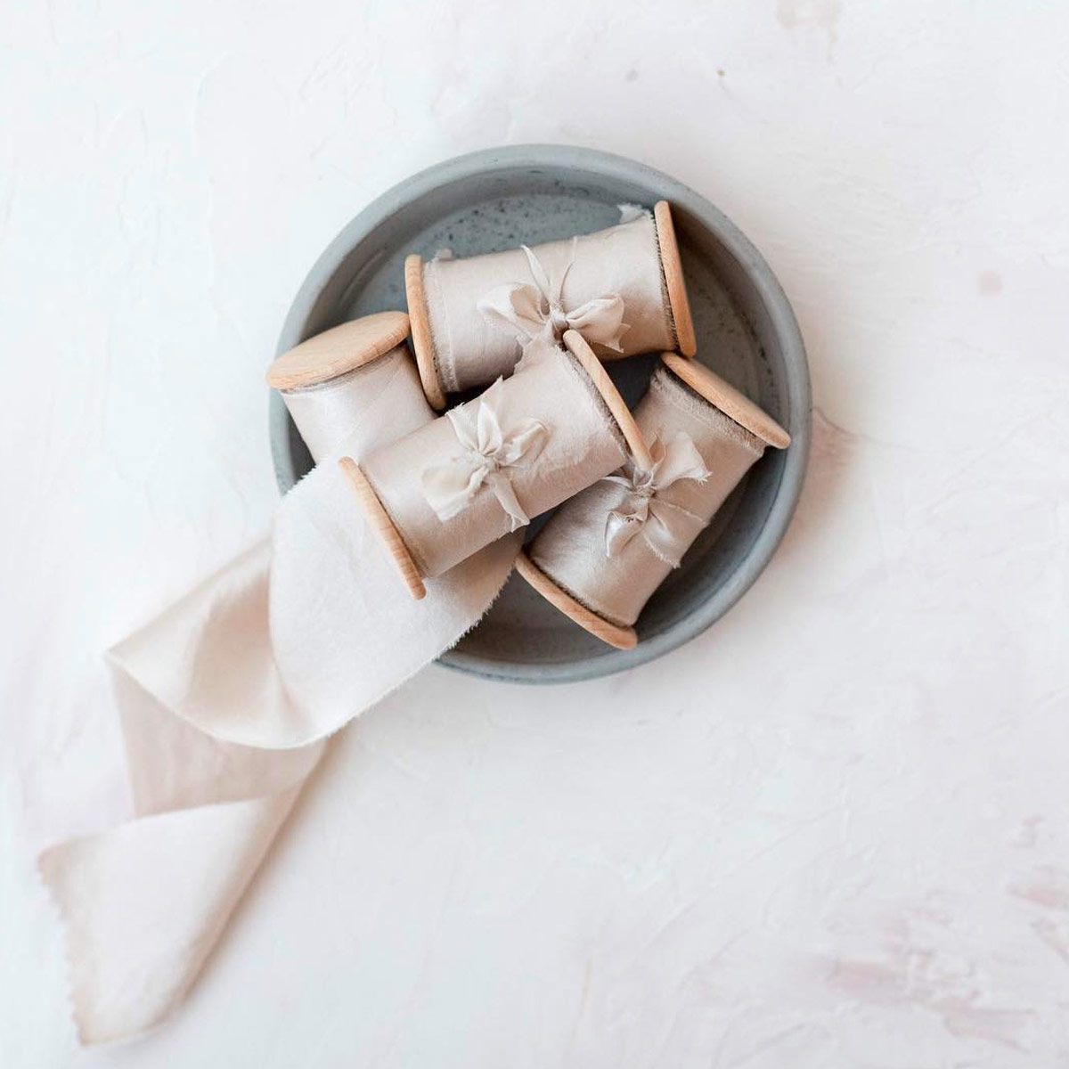 illume silks handmade ribbons