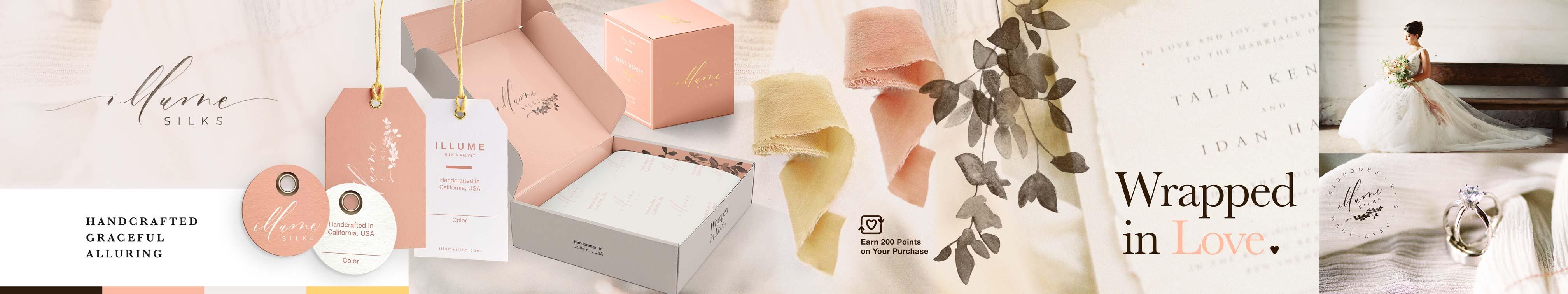 illume silks brand stylescape